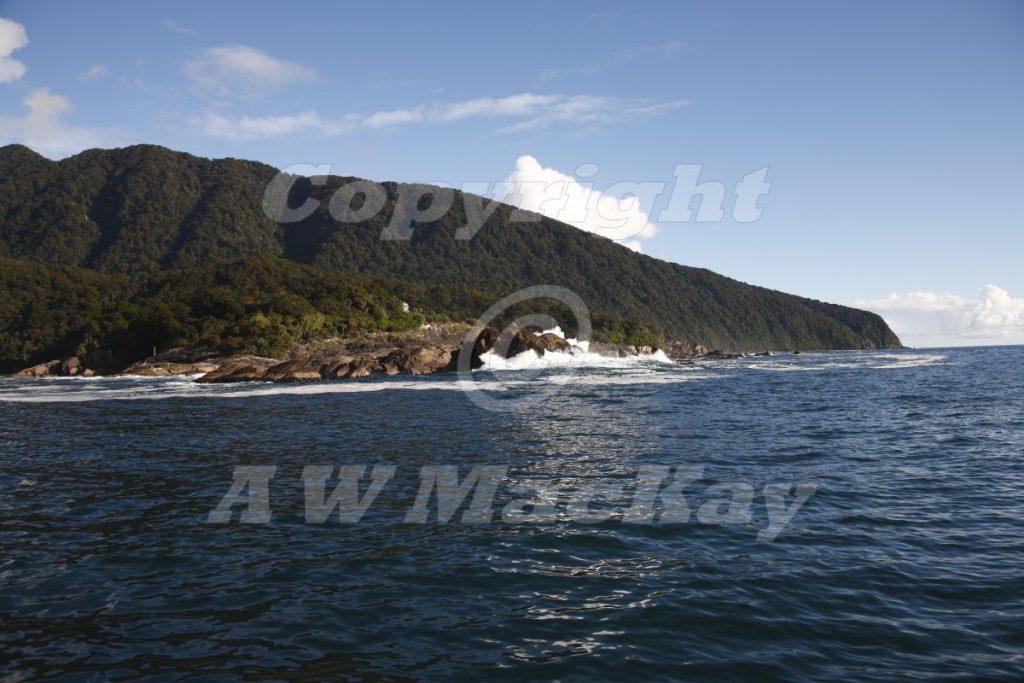 Saint Anne Point Milford Sound Fiordland New Zealand