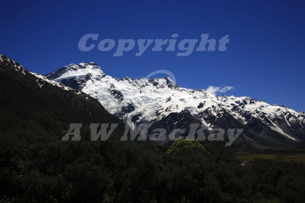 Mt Sefton Slopes