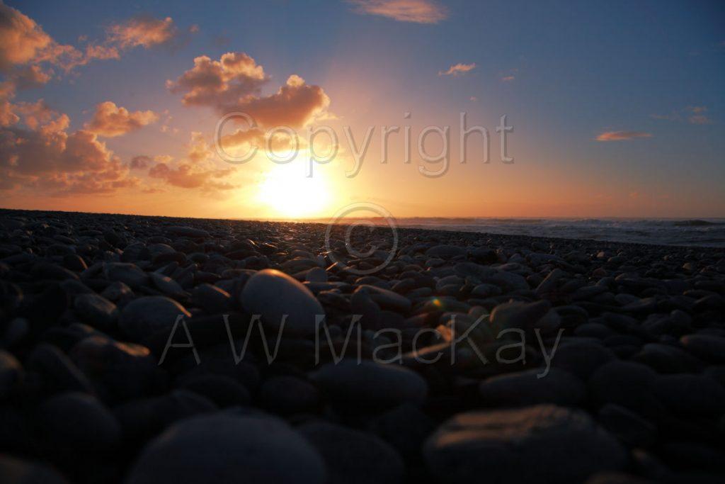 Hokitika Sunset - West Coast - South Island