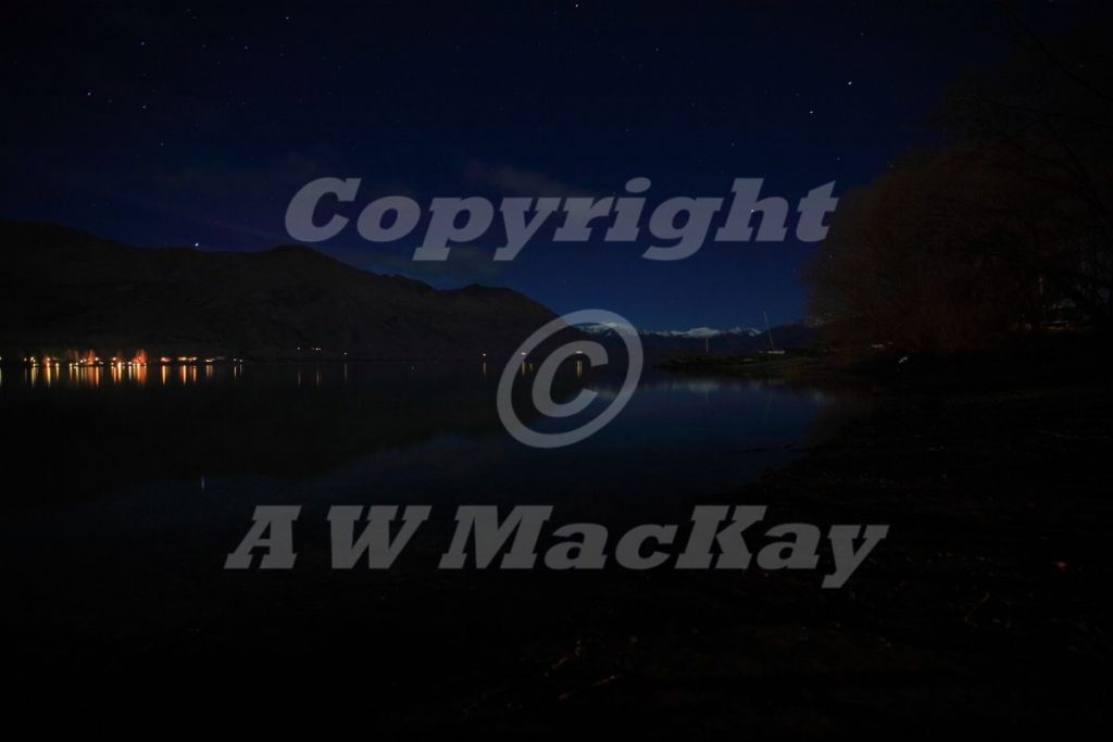 Wanaka Nights I