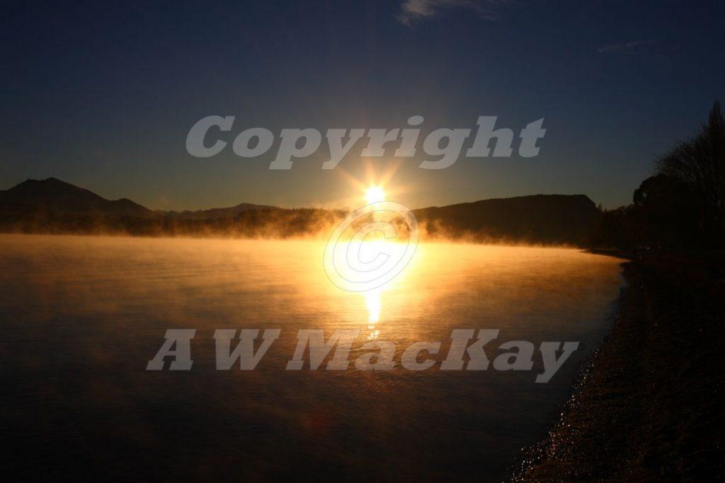 Wanaka Dawn
