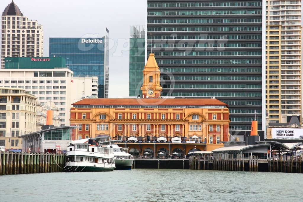 Auckland Ferry Building II